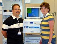Mary Steffen and Tim LaChance - National Grid