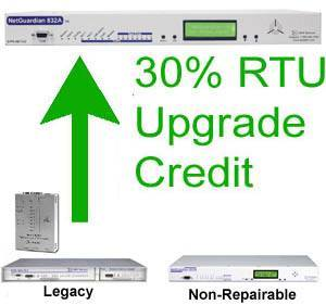 30% RTU Upgrade Credit