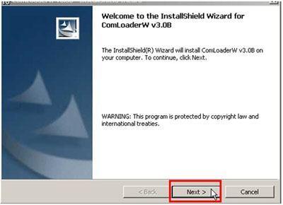 Install ComLoader