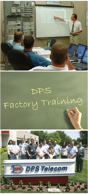Come to Sunny California for DPS Telecom Factory Training