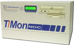 T/Mon NOC's ASCII Alarm Processor provides detailed visibility of telecom equipment.