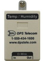 D-Wire Temperature and Humidity Sensor