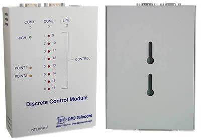 Discrete Control Module (DCM) Mounting