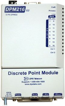 Discrete Point Module 216 G2 Top View