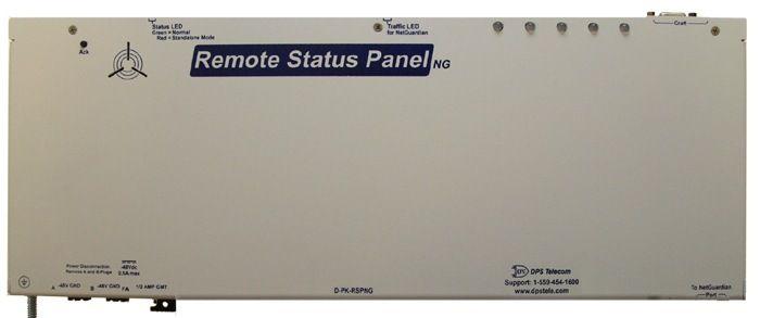Remote Status Panel