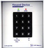BA Keypad