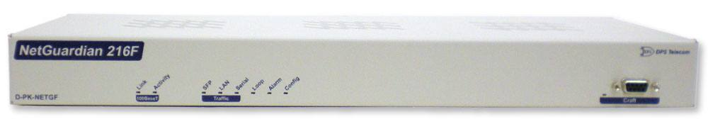 The NetGuardian 216F for BAS Applications