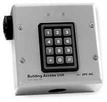 Building Access Unit