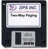2 Way Paging Disk