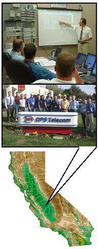 Come to Sunny California for DPS Telecom Factory Training
