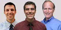 DPS Engineers: Ron Stover, Mark Carberry, and Marshall DenHartog